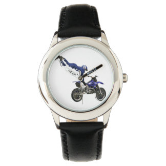 motocross wrist watch