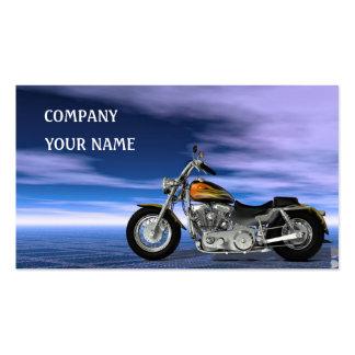 Motor Bike Business Card Template