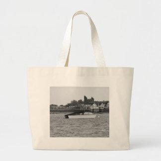 Motor Boat Jane Tote Bag