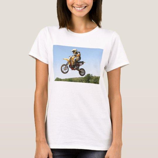 Motor Cross Riding T-Shirt