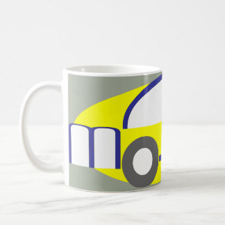 Motor Design Coffee Mug