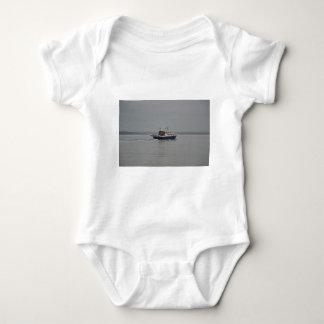 Motor Launch In The Solent Baby Bodysuit