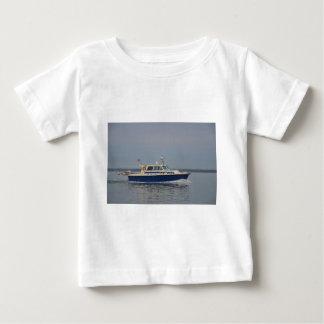 Motor Launch Lorna Adam Baby T-Shirt