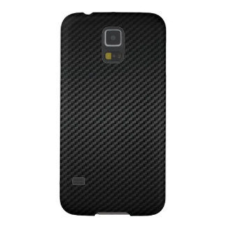 Motor Racing Carbon Fibre Galaxy S5 Cover