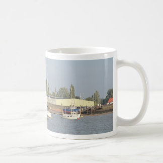 Motor Sailer Misbehave Coffee Mug