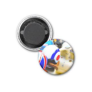 Motor Scooter Helmets Magnets
