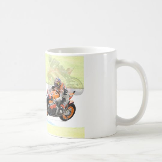 Motorbike Design - Son Poem Mug