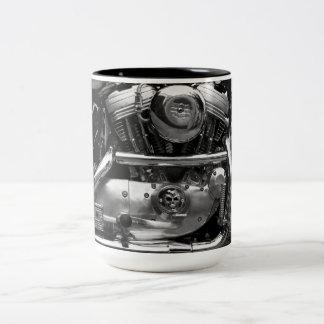 Motorbike Engine Mug