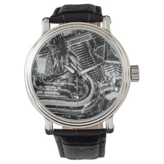 Motorbike Engine Watch