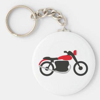 motorbike key ring