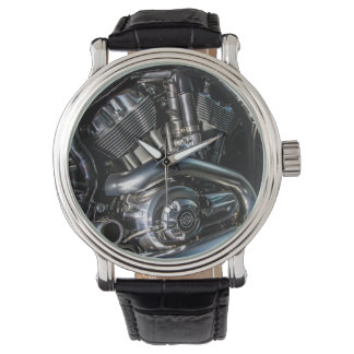 Motorbike/Motorcycle Engine Vintage Watch