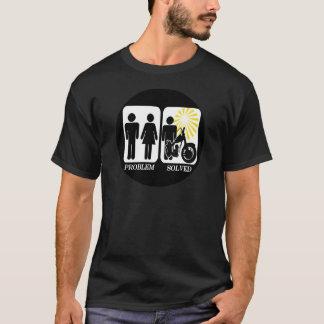 Motorbike Problem Solved T-Shirt