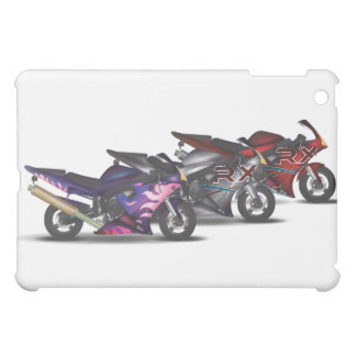Motorbike s cover for the iPad mini