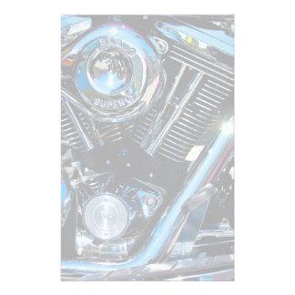 Motorbike Stationery