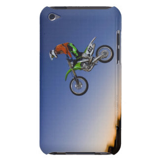 Motorcross Rider iPod Touch Case-Mate Case