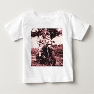 Motorcycle cat t shirt