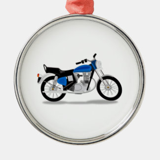Motorcycle Christmas Ornament