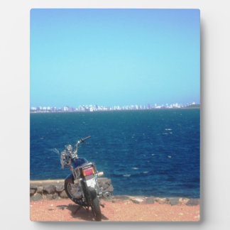 Motorcycle Cliff Plaques
