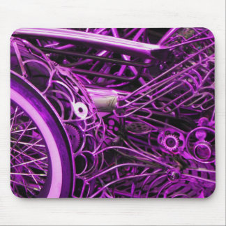 Motorcycle Creation Mousepad