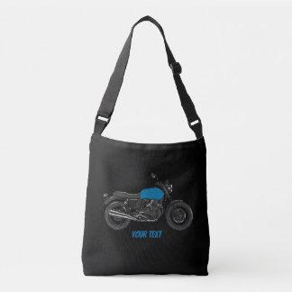 Motorcycle Crossbody Bag