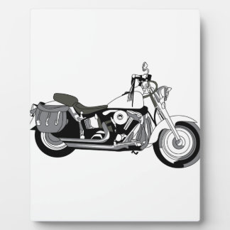 Motorcycle Display Plaques