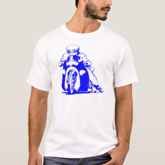 Motorcycle Drag Racing T-Shirt