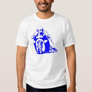 Motorcycle Drag Racing T-shirts