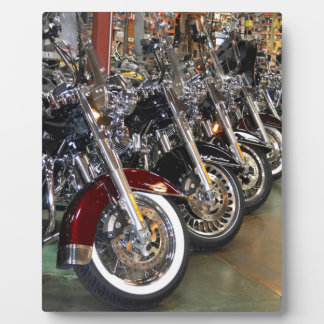 Motorcycle Front Forks Photo Plaques