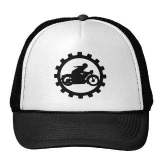 Motorcycle Gear Mesh Hats