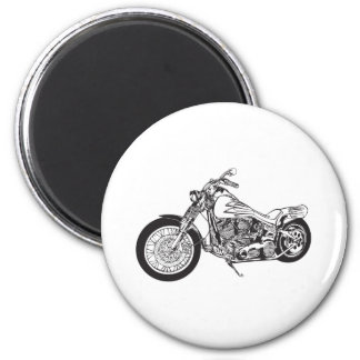 Motorcycle Magnets
