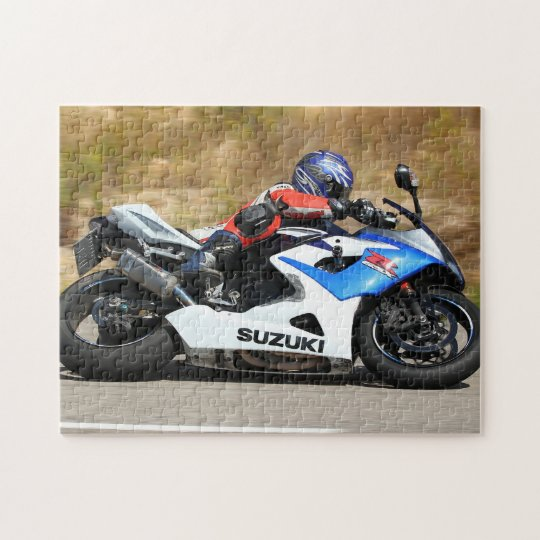 MOTORCYCLE MOTORCYCLE JIGSAW PUZZLE