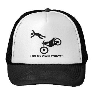 Motorcycle My Own Stunts Hats