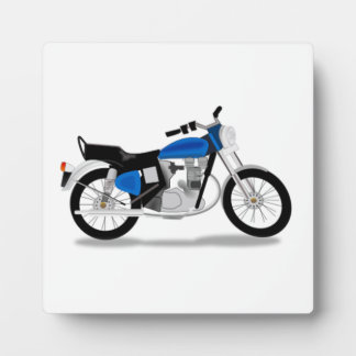Motorcycle Plaques