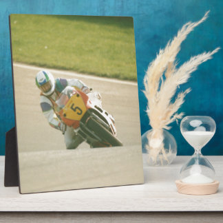 Motorcycle Racing Plaques