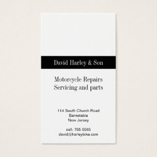 Motorcycle repair business cards business card printing zazzle uk motorcycle repair and servicing business card reheart Image collections