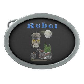 motorcycle riders merchandise belt buckles