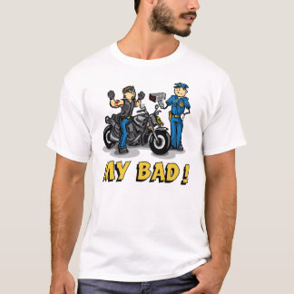 Motorcycle Speedster T-Shirt