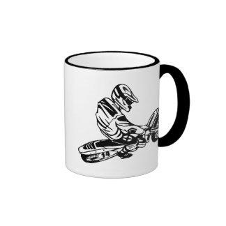 Motorcycle Sport Bikers Coffee Mugs
