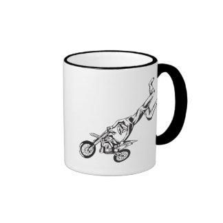 Motorcycle Sport Coffee Mugs