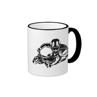 Motorcycle Sports Biker Mugs