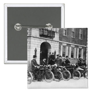 Motorcycle Squad, early 1900s Pin