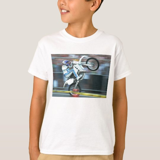 Motorcycle Stunts T-Shirt