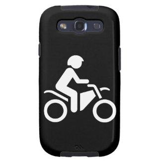 Motorcycle Symbol Galaxy S3 Cases