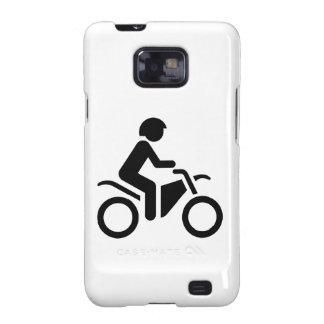 Motorcycle Symbol Galaxy S2 Cover