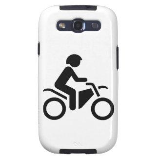 Motorcycle Symbol Galaxy S3 Case