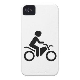 Motorcycle Symbol iPhone 4 Case