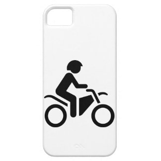 Motorcycle Symbol iPhone 5 Cases