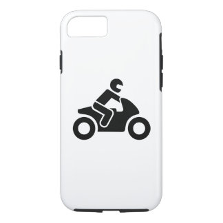 Motorcycle symbol iPhone 7 case