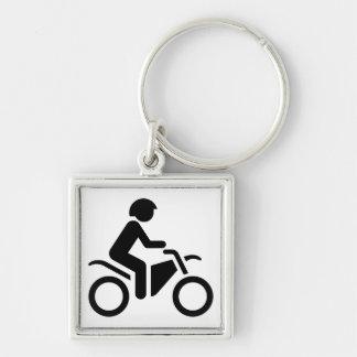 Motorcycle Symbol Keychains