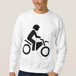 Motorcycle Symbol Sweatshirt